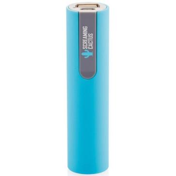 PowerBank XINDAO, albastru, 2200mAh
