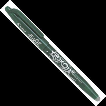 Roller 0.7mm, verde, PILOT FriXion