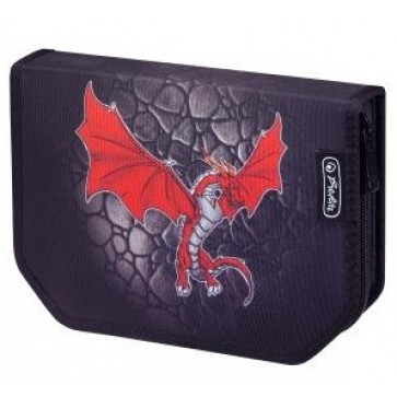 Penar, echipat, 26 piese, HERLITZ Midi Red Dragon