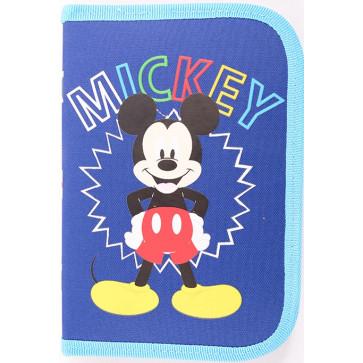 Penar, albastru inchis, doua extensii, MICKEY MOUSE