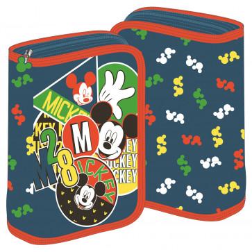 Penar neechipat, 1 fermoar, 2 extensii, gri, PIGNA Mikey Mouse