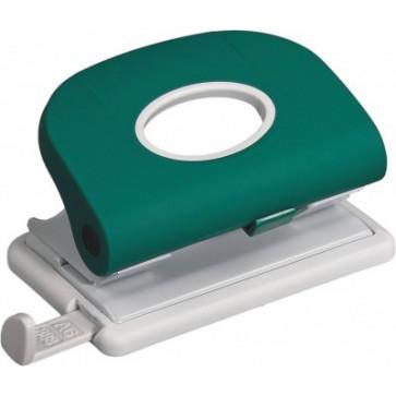 Perforator max. 15 coli, verde, LACO L303