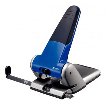 Perforator max. 65 coli, albastru, LEITZ 5180