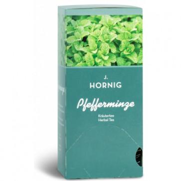 Ceai de menta, 25 plicuri/cutie, J. HORNIG