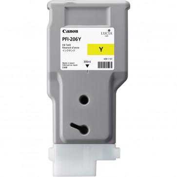 Cartus, yellow, CANON PFI-206Y