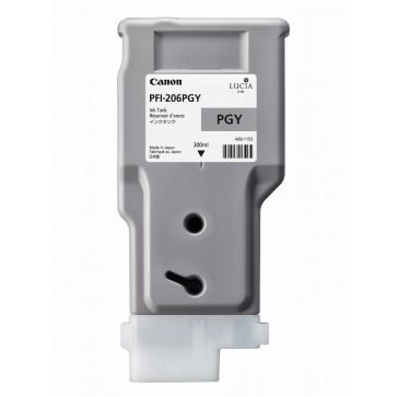 Cartus, photo gray, CANON PFI-206PGY