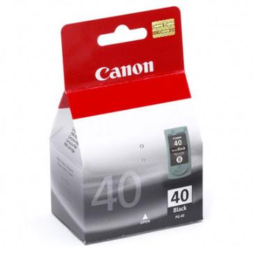 Cartus, black, CANON PG-40