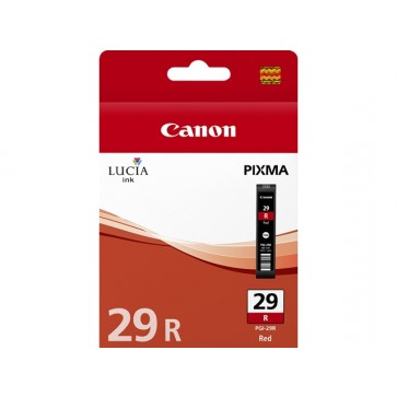 Cartus, red, CANON PGI-29R