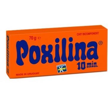 Adeziv instant, 6 buc/ blister, POXILINA