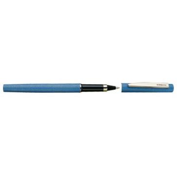 Pix fara mecanism, 1.0mm, albastru, accesorii argintii, BORGHINI V66