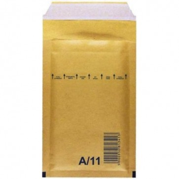 Plic antisoc, A11, ext. 120 x 175mm, int. 95 x 165mm, siliconic, kraft, 80 g/mp, GPV