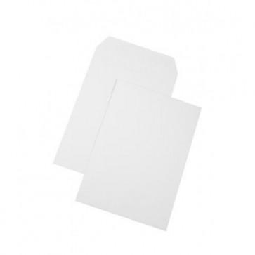 Plic C4 (229 x 324mm), autoadeziv, alb, 90 g/mp, 250 buc/cutie, GPV