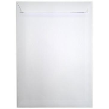 Plic C4 (229 x 324mm), gumat, alb, 90 g/mp, 25 bucati/pachet, GPV