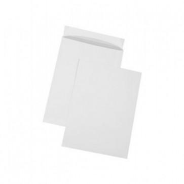 Plic C4 (229 x 324mm), siliconic, alb, 90 g/mp, 25 bucati/pachet, GPV
