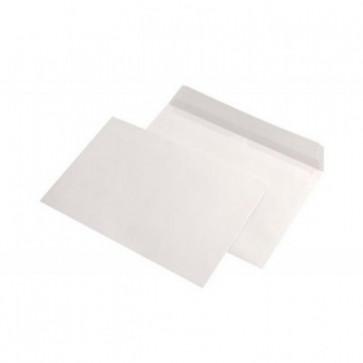 Plic C5 (162 x 229mm), siliconic, alb, 80 g/mp, 25 bucati/pachet, GPV