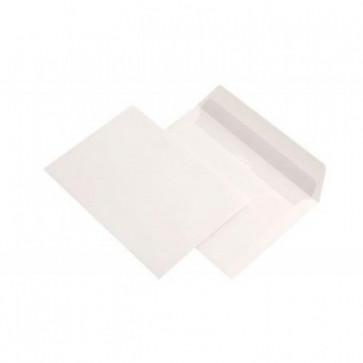 Plic C6 (114 x 162mm), gumat, alb, 70 g/mp, 25 bucati/pachet, GPV