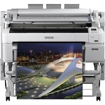 Plotter EPSON SureColore SC-T5200 MFP HDD, 36 inch, A0+