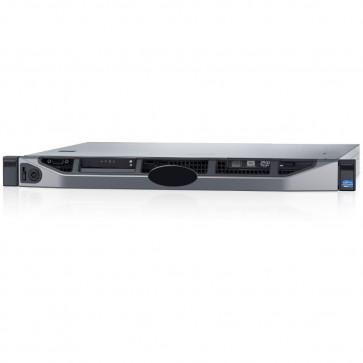 Server DELL PowerEdge R220, Procesor Intel® Xeon® E3-1220 v3 (8M Cache, 3.10 GHz), 1x 8GB UDIMM DDR3 1600MHz, fara HDD, SFF 2.5 inch, PERC S110