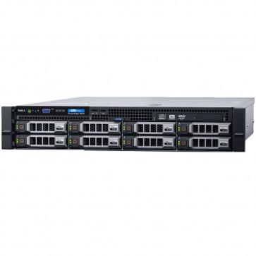 Server DELL PowerEdge R530 Rack 2U, Procesor Intel® Xeon® E5-2609 v4 1.7GHz Broadwell, 1x 16GB RDIMM DDR4, 1x 300GB SAS 10K 2.5 inch, LFF Hyb Carr 3.5 inch, PERC H730/1GB Cache, 2x 750W