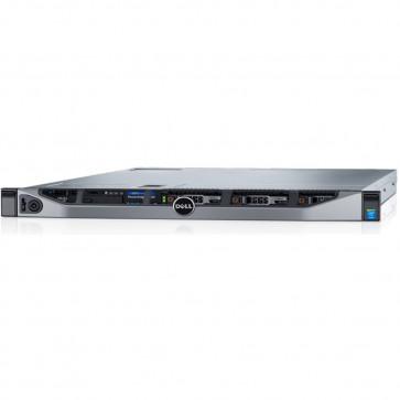 Server DELL PowerEdge R630, Procesor Intel® Xeon® E5-2609 v3 1.9GHz Haswell, 2x 8GB RDIMM DDR4, fara HDD, SFF 2.5 inch, PERC H730 1GB, 1x 750W, 3Yr NBD