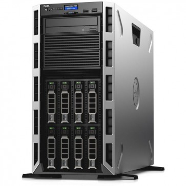 Server DELL PowerEdge T430, Procesor Intel® Xeon® E5-2620 v3 2.4GHz Haswell, 1x 8GB RDIMM DDR4, 500GB SATA 7.2k RPM, LFF 3.5 inch, PERC H330, PS 750W