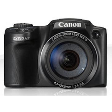 Camera foto digitala, negru, 12.1MP, CANON PowerShot SX510 HS