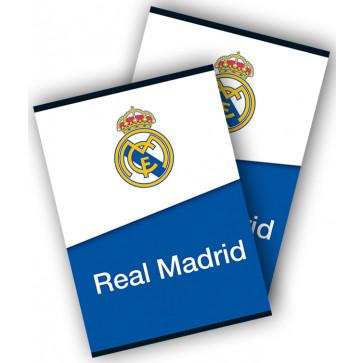 Caiet A4, 80 file, dictando, PIGNA Premium Real Madrid