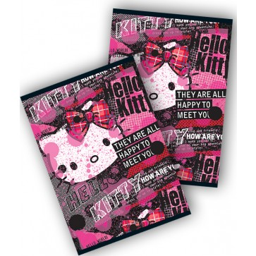 Caiet A4, 60 file, matematica, PIGNA Premium - Hello Kitty