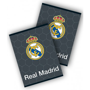 Caiet A4, 80 file, matematica, PIGNA Premium Real Madrid