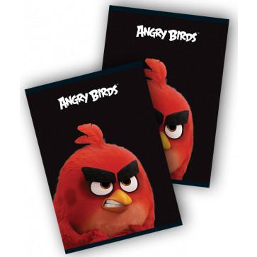 Caiet A4, 80 file, matematica, PIGNA Premium Angry Birds