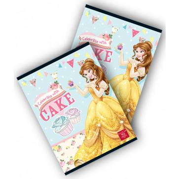 Caiet A5, 48 file, dictando, PIGNA Premium - Princess