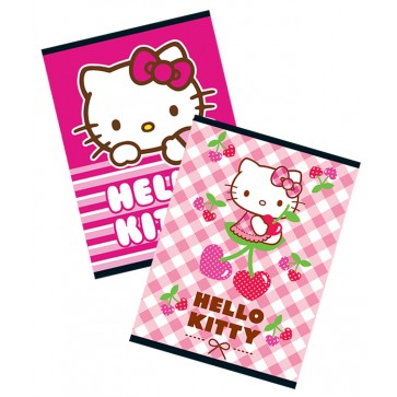 Caiet A5, 48 file, matematica, HELLO KITTY