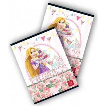 Caiet A5, 48 file, matematica, PIGNA Premium - Princess