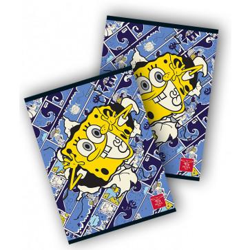 Caiet A5, 24 file, tip 2, PIGNA Premium - Sponge Bob