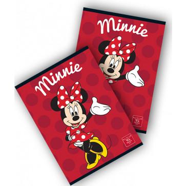 Caiet A5, 80 file, dictando, PIGNA Premium Minnie Mouse