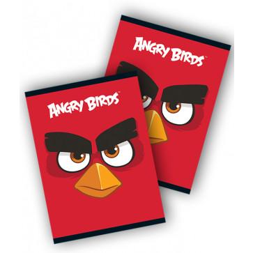 Caiet A5, 80 file, matematica, PIGNA Angry Birds
