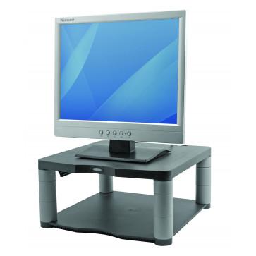 Suport pentru monitor, gri deschis, FELLOWES Premium