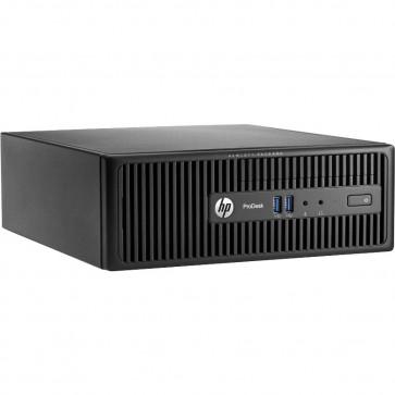 Desktop PC HP ProDesk 400 G2 SFF, Procesor Intel® Core™ i3-4170 3.7GHz Haswell, 4GB DDR3, 500GB HDD, GMA HD 4400, FreeDos