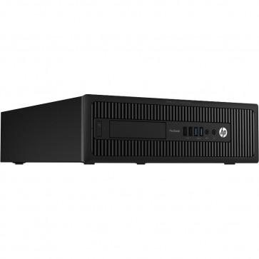 Desktop PC HP ProDesk 600 G1 SFF, Procesor Intel® Core™ i5-4570 3.2GHz Haswell, 4GB DDR3, 500GB HDD, GMA HD 4600, Win 7 Pro + Win 8 Pro, Wi-Fi