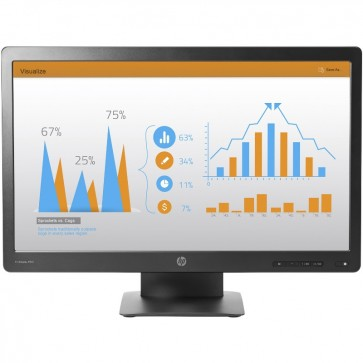 Monitor LED HP ProDisplay P232 23 inch 5ms Black