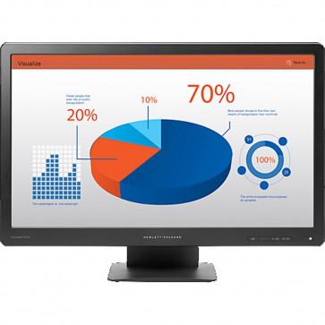 Monitor LED HP ProDisplay P242 24 inch 8ms Black