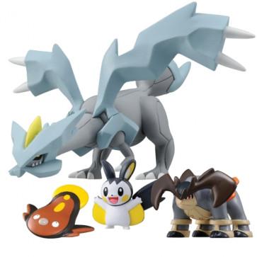 Set 4 figurine Pokemon, TOMY