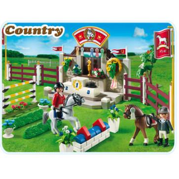Spectacol de cai, PLAYMOBIL Pony Farm