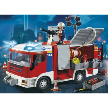 Masina pompierilor, PLAYMOBIL Fire Rescue