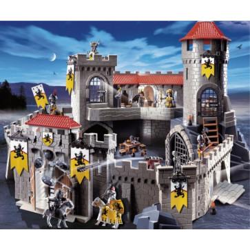 Castelul cavalerilor lei, PLAYMOBIL Knights