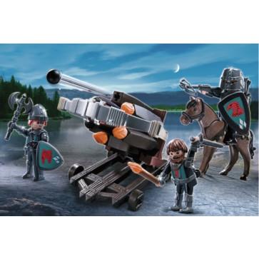 Catapulta multifunctionala, PLAYMOBIL Knights