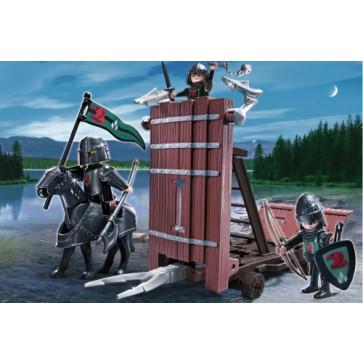 Atacul cavalerilor vulturi, PLAYMOBIL Knights