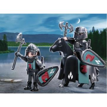 Cavalerii castelului vultur, PLAYMOBIL Knights