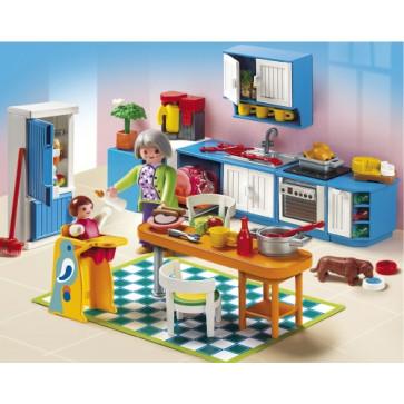 Bucataria casei de papusi, PLAYMOBIL Doll's House