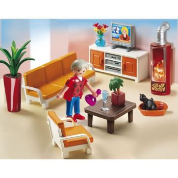 Sufrageria casei de papusi, PLAYMOBIL